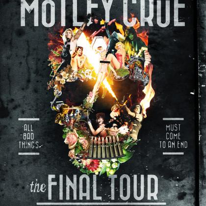 Mötley Crüe, la fin des quatre ordures dans le vent