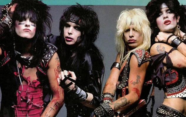 Mötley Crüe, dans toute sa splendeur !
