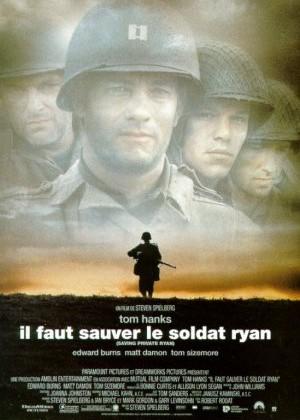Scènes cultes (7) Il faut sauver le soldat Ryan (Saving Private Ryan) de Steven Spielberg