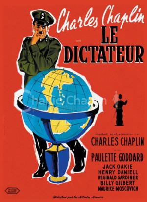 Scènes cultes (5) Le Dictateur (The Great Dictator) de Charlie Chaplin