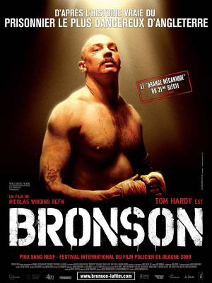 Bronson wants some music