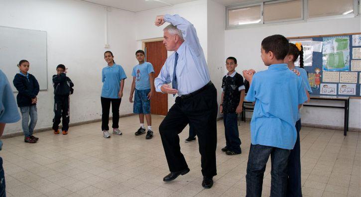 Dancing in Jaffa 02