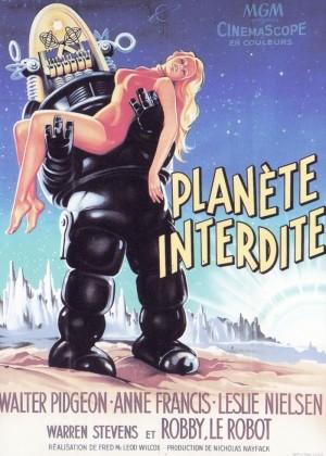 Scènes cultes (8) Planète interdite (Forbidden Planet) de Fred M. Wilcox
