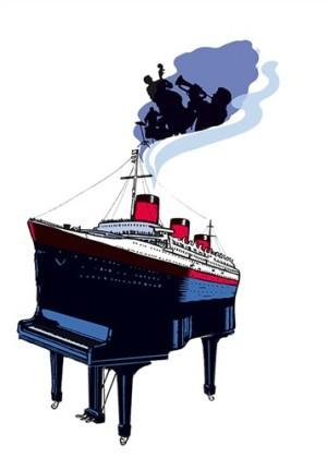 Novecento, pianiste