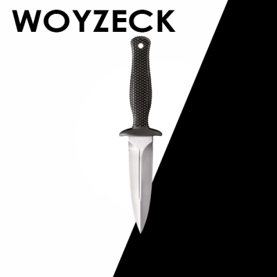 Woyzeck  pièce  inachevée de Büchner et de Dezoteux