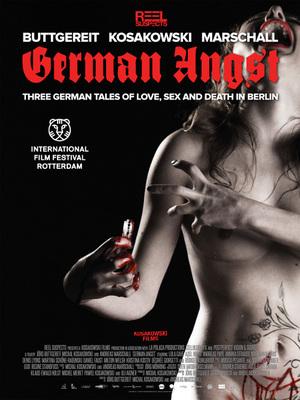 German Angst l'angoisse à l'allemande