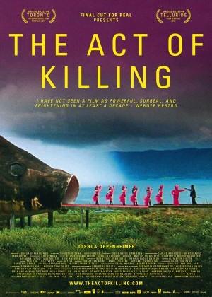 The Act of Killing de Joshua Oppenheimer Portrait du génocidaire en artiste