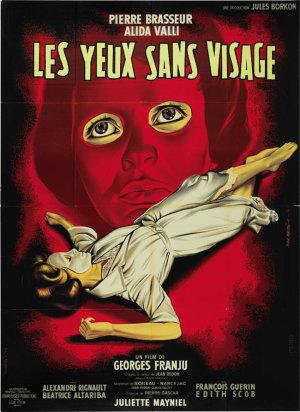 Scènes cultes (13) Les Yeux sans visage de Georges Franju