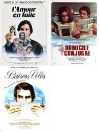 Cycle Truffaut (1) Antoine Doinel