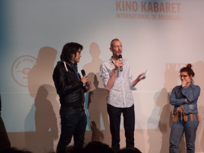 Interview du réalisateur de The Delivery