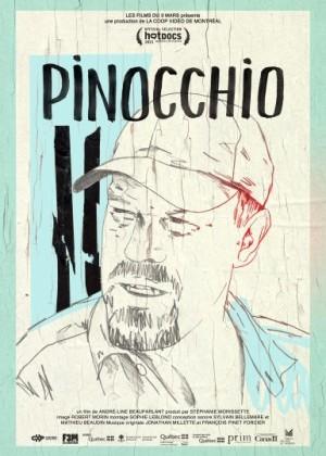 FIFF 2015 Pinocchio le roman d'un menteur québécois