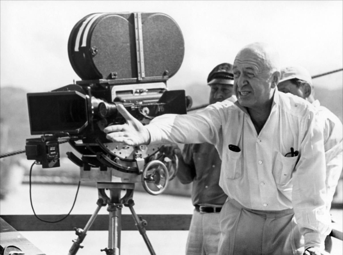 Otto Preminger.