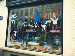 Parade café littéraire