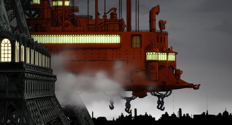L'esthétique steampunk