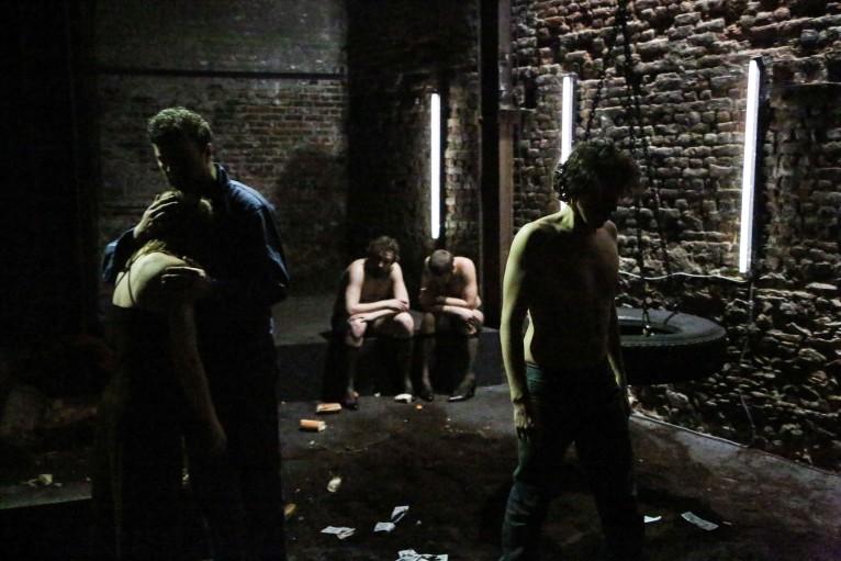 160414 théâtre_guillaume sorensen_L.F Céline Fragmentations 1_DEF © Géraldine Jacques 4