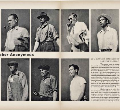 Walker Evans le photographe des anonymes