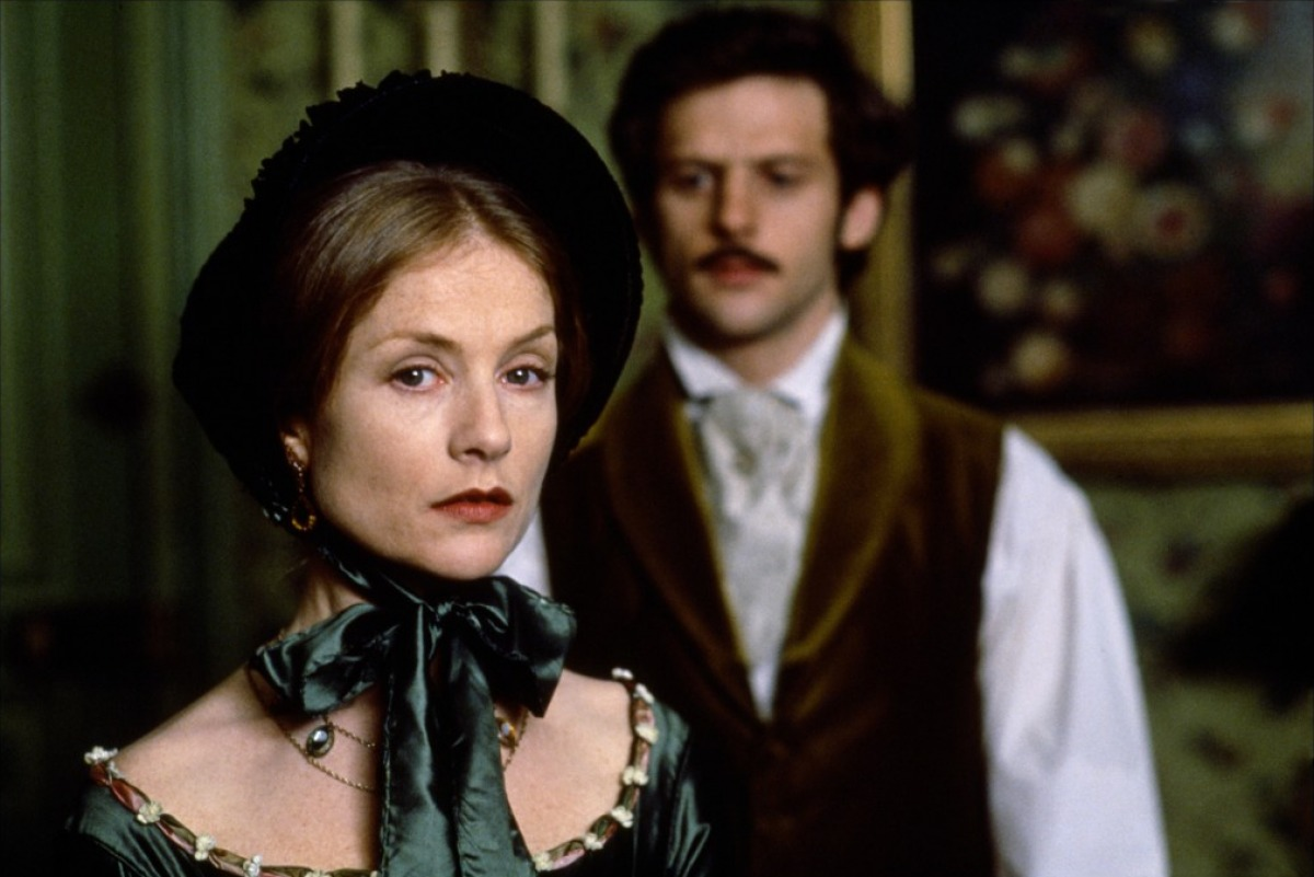 Emma 1991 : Isabelle Huppert dans le film de Claude Chabrol.