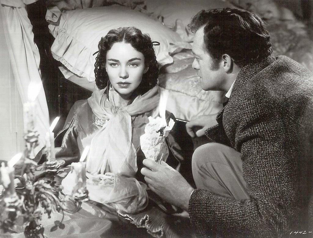 Emma 1949 : Jennifer Jones dans le film de Vincente Minnelli.