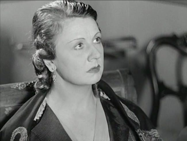 Emma 1933 : Valentine Tessier dans le film de Jean Renoir.