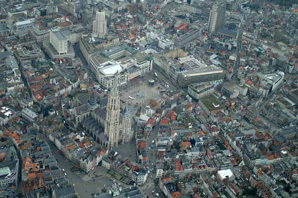 La labyrinthique Anvers