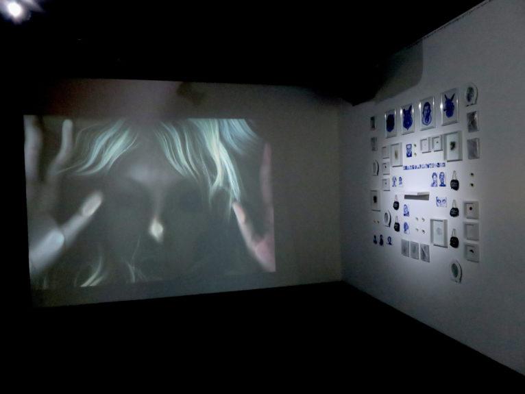 Cindy Herman / Cabinet des curiosités. Chiroux, 2016.