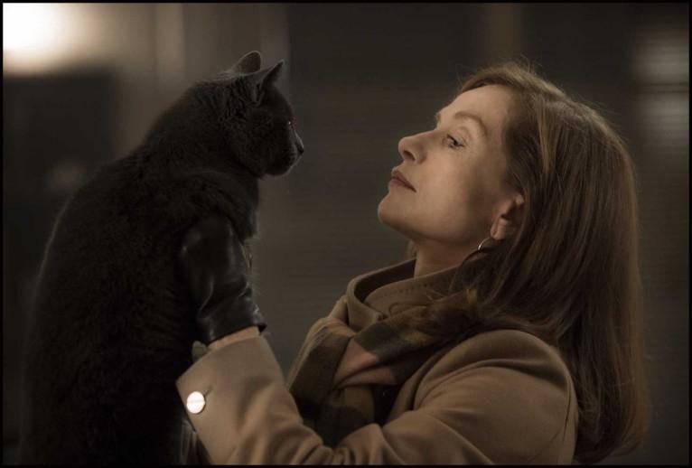 Le chat de Michèle, le symbole du mystère et de la prédation.