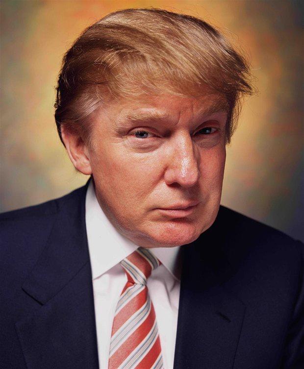 Donald Trump (America), 2003, par Andres Serrano
