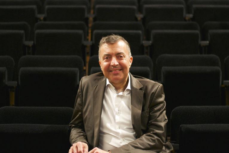 Serge Rangoni, directeur du Théâtre de Liège.