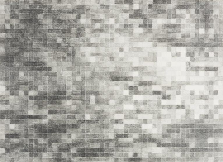 a-reflectionseascape-4-graphite-sur-papier-aquarelle-325x23-2016
