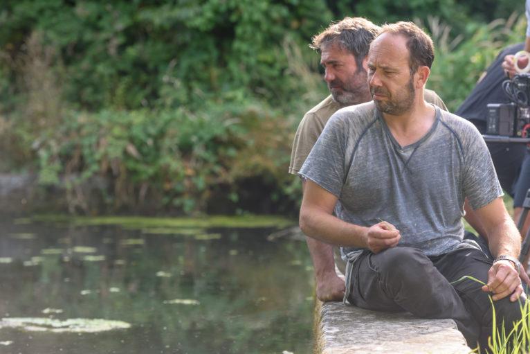 En amont du fleuve, avec aussi Sergi Lopez et Olivier Gourmet.
