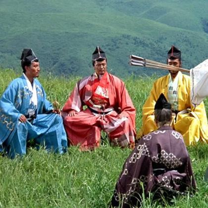Scènes cultes (22) Ran d'Akira Kurosawa