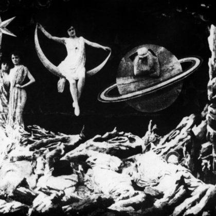 Scènes cultes (24) Le Voyage dans la Lune de Georges Méliès