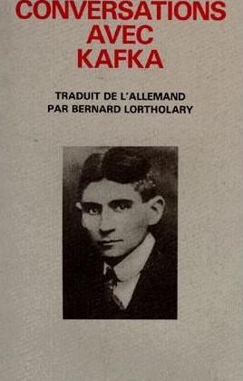 Gustav Janouch Conversations avec Kafka
