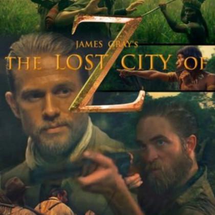 The Lost City of Z Retour aux classiques