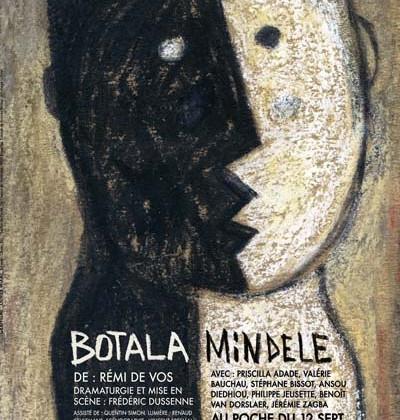 Botala Mindele Où est la limite entre dénonciation et caricature?