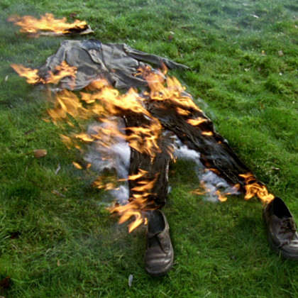 Funérailles la mort comme tentative d'apaisement