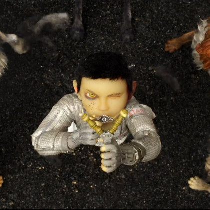 Isle of Dogs Le stop motion a du mordant