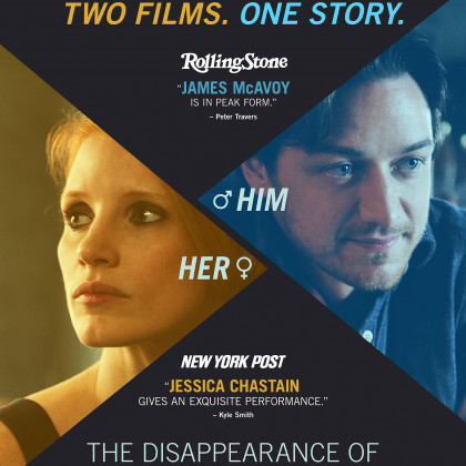 The Disappearance of Eleanor Rigby Chassé-croisé, Him & Her