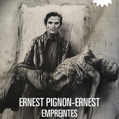 Empreintes sur Ernest Pignon-Ernest Le trait du sens
