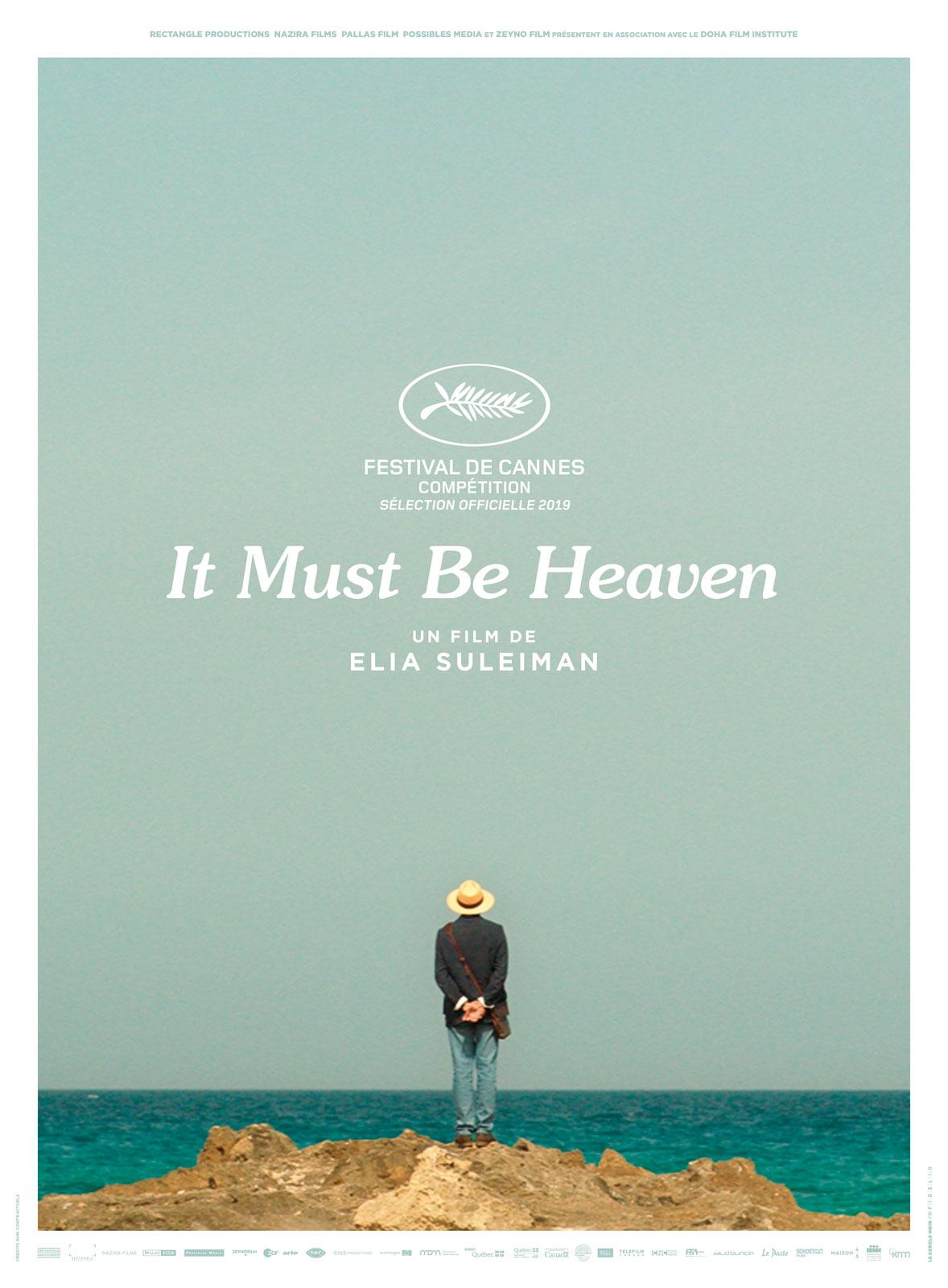 It Must Be Heaven en ouverture du BRIFF