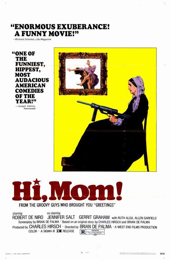 Scènes cultes (32) Hi Mom!