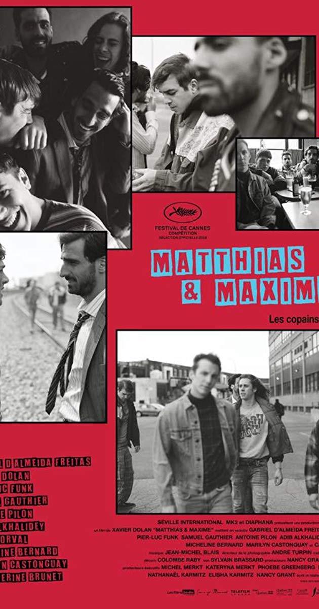 Matthias et Maxime Je lui dirai les maux bleus