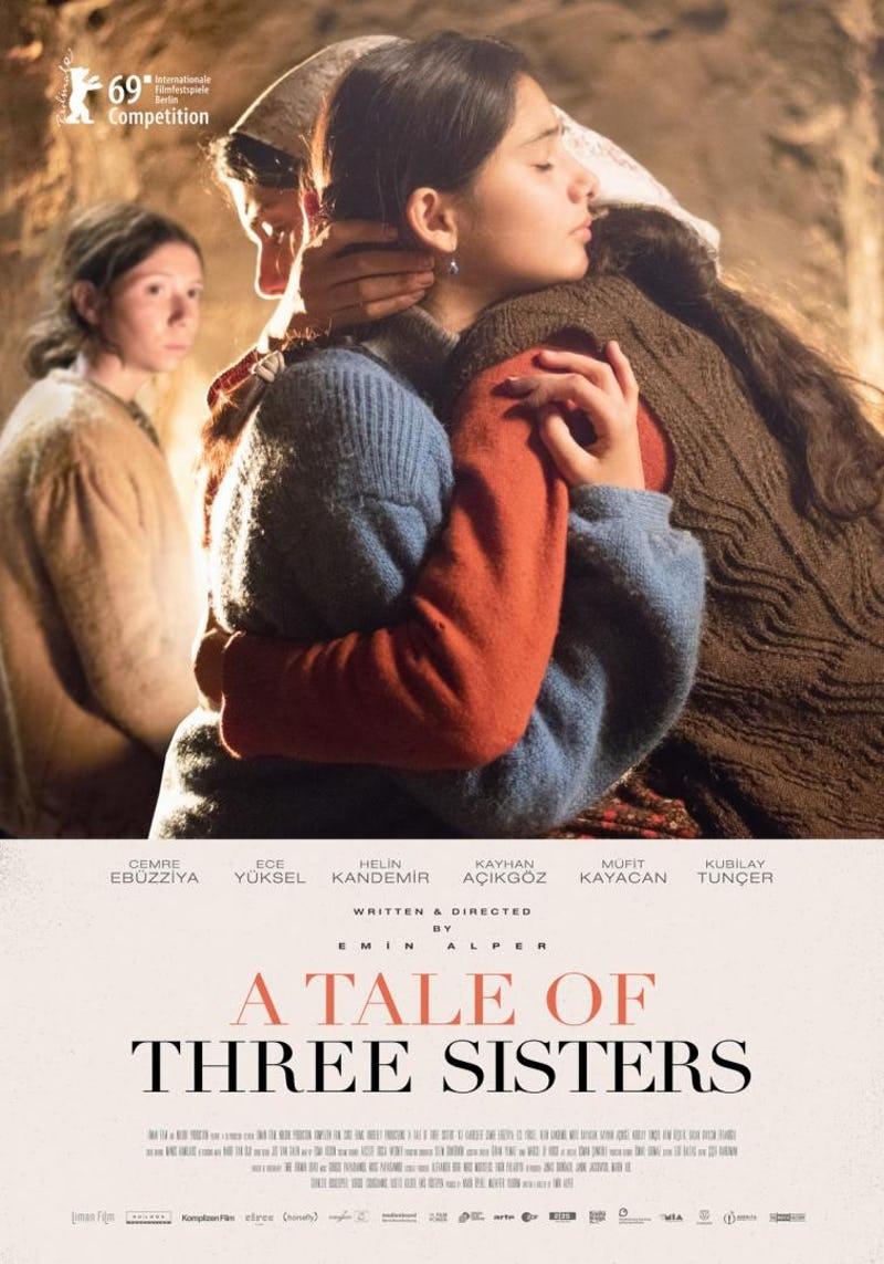 A Tale Of Three Sisters Il était une fois l'histoire de trois sœurs