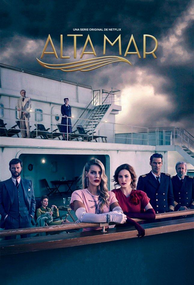 Alta Mar un Agatha Christie aux accents hispaniques?