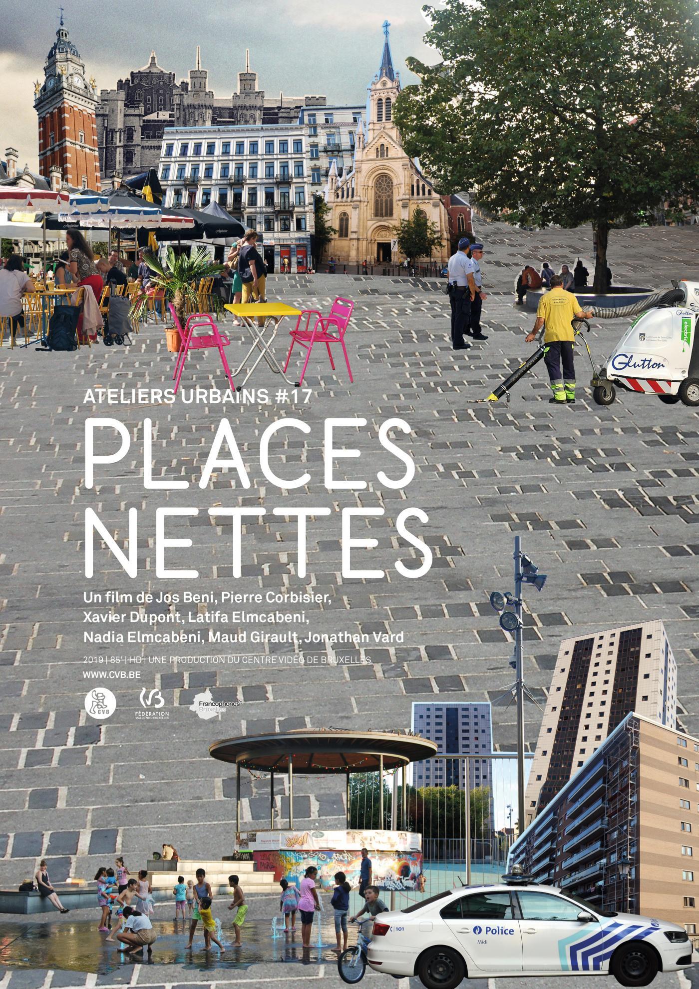 Places nettes Quand les invisibles donnent de la voix