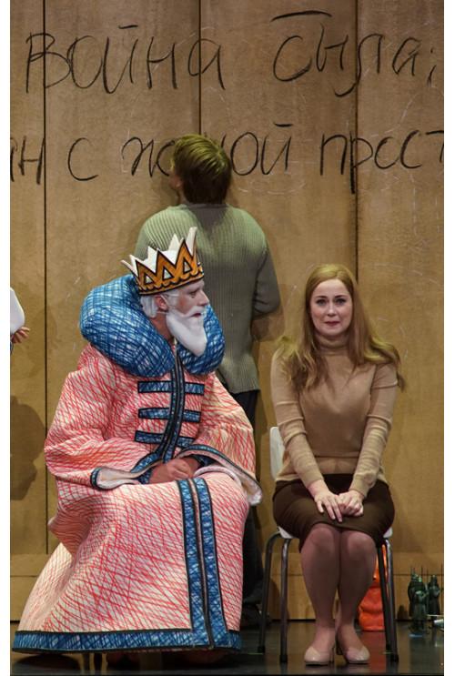 Herméneutique de la réalité dans Le conte du Tsar Saltan