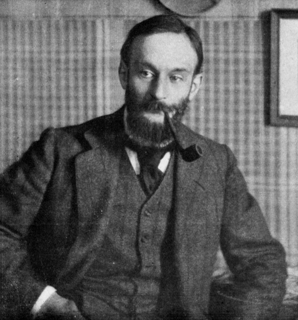 La littérature aux marges (1) Léon Werth, un écrivain entre-deux-guerres