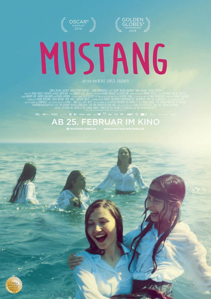 Mustang La révolte des insoumises