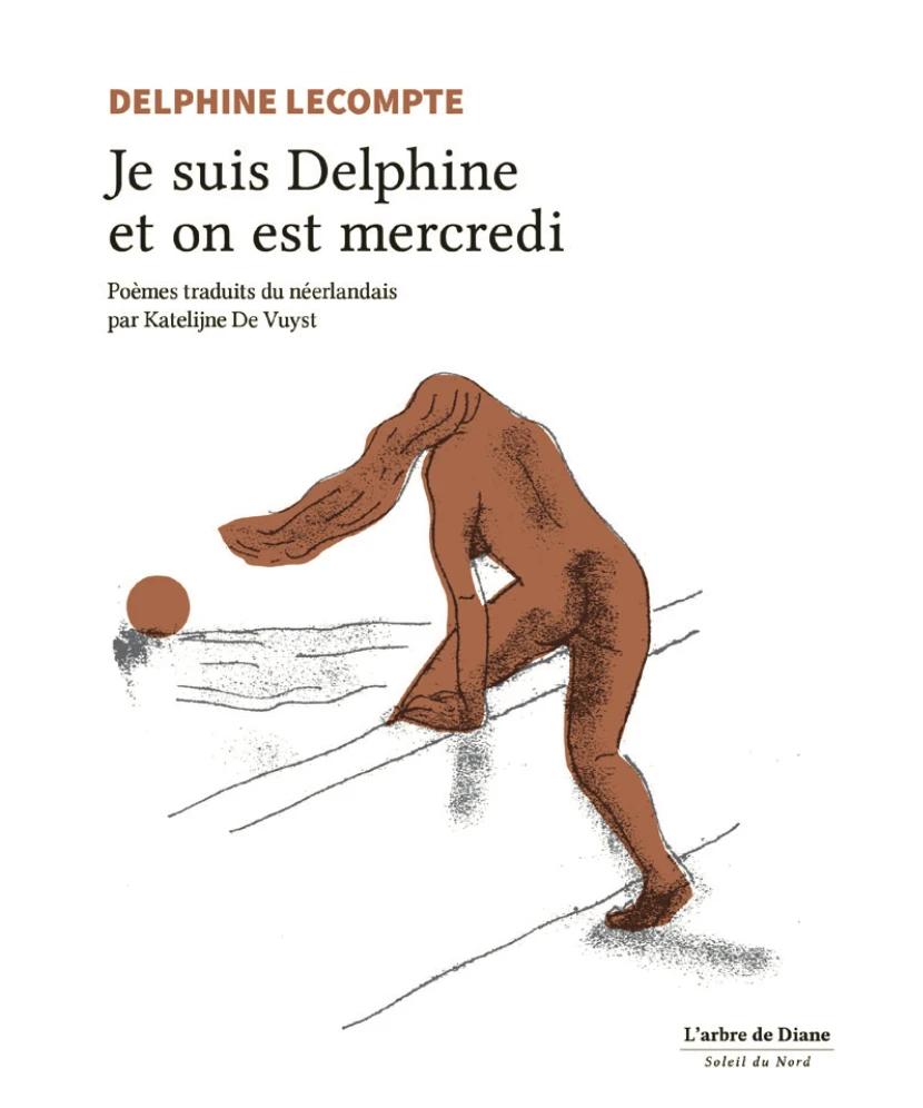 Je suis Delphine et on est mercredide Delphine Lecompte Franchir les barrières