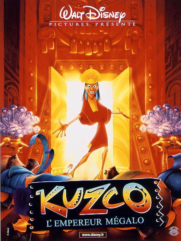 Pour une analyse subjective des films Disney, épisode 1 :  Kuzco, l'empereur mégalo
